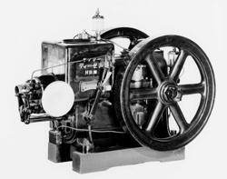 HB型エンジン