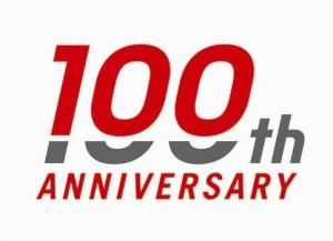 ヤンマー様100周年ロゴマーク