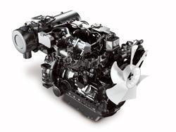ディーゼルエンジンTNV型