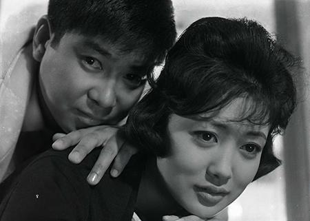 銀座の恋の物語   映画   日活